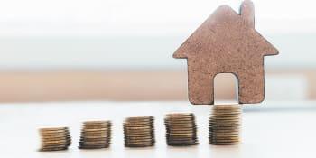 Belgische huizenprijzen stijgen minder