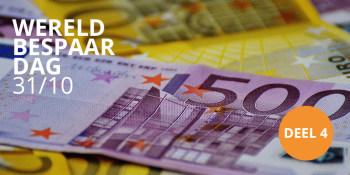Vandaag Wereldbespaardag: de totale besparing met onze tips online!