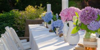 Idées déco festive pour un jardin en fête!