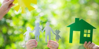 Je huis en tuin duurzaam voor de lente