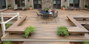 Installer une terrasse dans son jardin: le guide