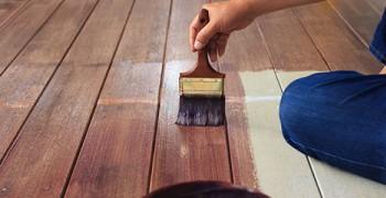 Vloer onderhouden of repareren