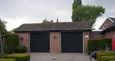 sectionale garagedeuren Hormann