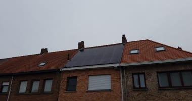 Brugge 24x Solar Frontier 170wp