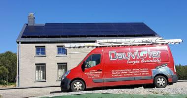 Photovoltaïque par Dauvister