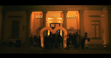 The Holy Food Market