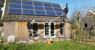 JA Solar P6 270 RE SolarEdge