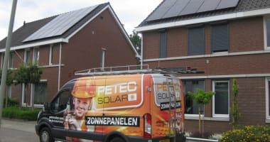 Zonnepanelen Buren Geleen – 8 kWp