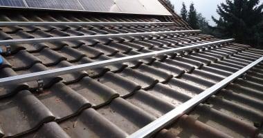 Surimposition tuiles - 5,3 kWc