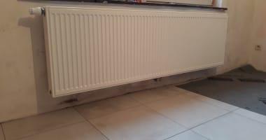 Placement de radiateur et sèche serviette