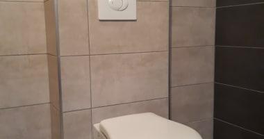 Aménagement sanitaire salle de bain ect...