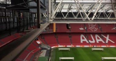 Onderhoud zonnepaneelinstallatie Amsterdam Arena