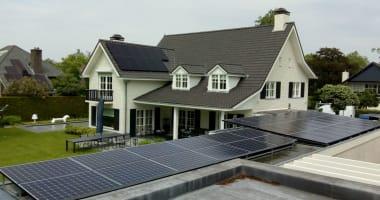 50 stuks SunPower 350/360WP zonnepanelen Berkel-Enschot