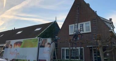 Spouwmuurisolatie in Papendrecht