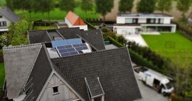 Canadian Solar zonnepanelen in Knokke-Heist