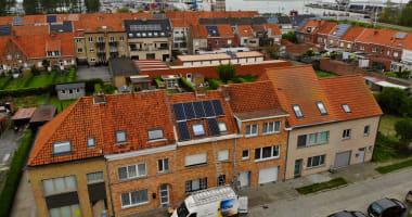 JA Solar zonnepanelen in Zeebrugge