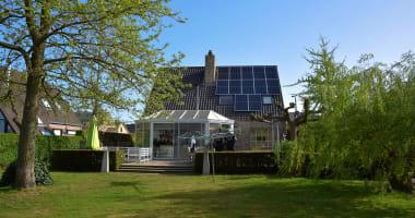 Canadian Solar zonnepanelen in Sint-Laureins