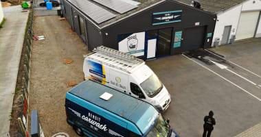 JA Solar zonnepanelen in Knokke-Heist