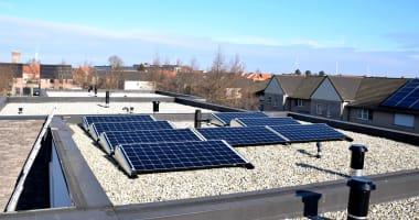 JA Solar zonnepanelen in Eeklo