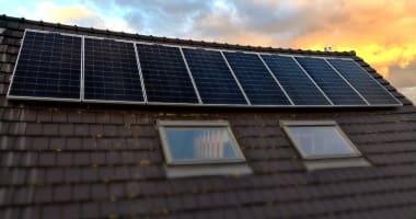 LG zonnepanelen in Zuienkerke