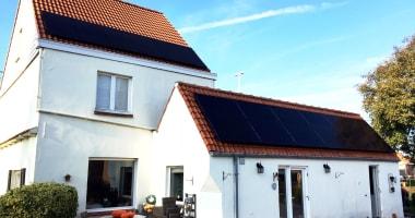 Bisol zonnepanelen in Knokke-Heist