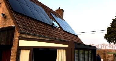 LG zonnepanelen in Zedelgem