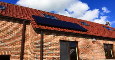 Bauer zonnepanelen in De Haan