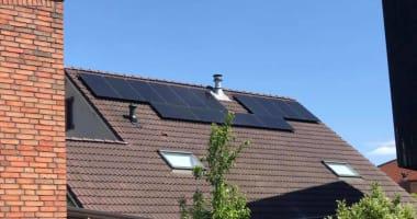 14 x Longi 310wp half cell met Solaredge en Clickfit Evo