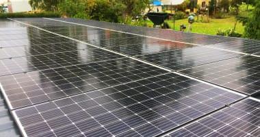 JA Solar zonnepanelen in Oostkamp