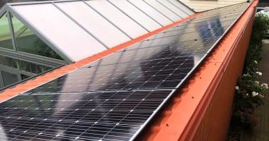 JA Solar zonnepanelen in De Haan