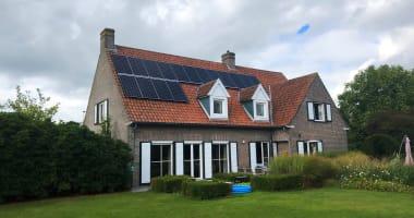 JA Solar zonnepanelen in Brugge Sint-Kruis
