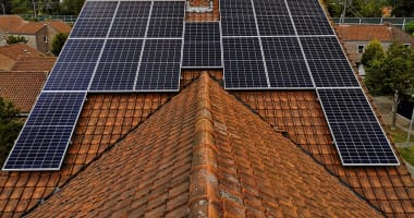 Canadian Solar zonnepanelen in Brugge