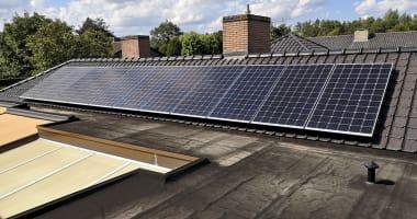 JA Solar zonnepanelen in Deinze