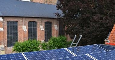 JA Solar zonnepanelen in Maldegem