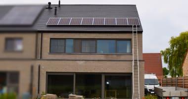 JA Solar zonnepanelen in Damme