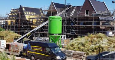 Nieuwbouw Cpo woningen Nijkerk
