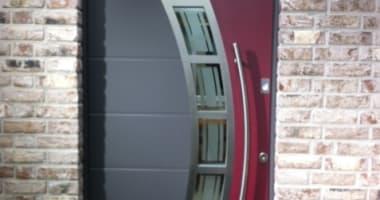 Inotherm aluminium voordeuren