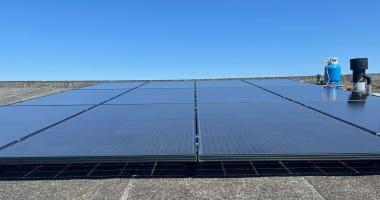 Plaatsingen zonnepanelen