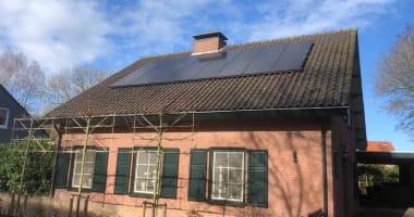 Zonnepanelen installaties 2021