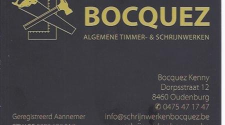 Schrijnwerken Bocquez