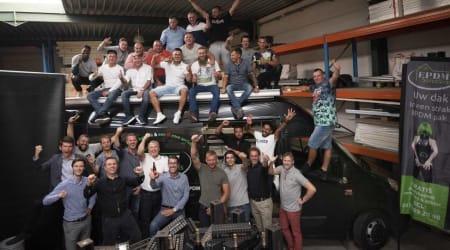 EPDM Solutions platte daken