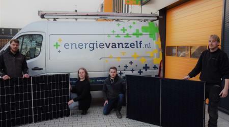 Zonlicht en goede zonnepanelen = energievanzelf