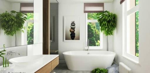 Salle de bain éco : réduire sa consommation d'eau efficacement