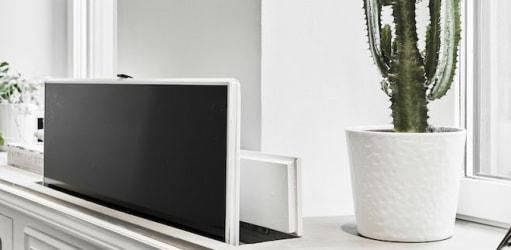 Idées déco: mettre en valeur sa télévision