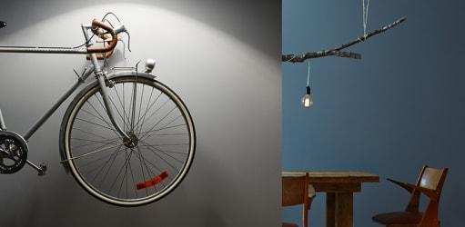 Een fiets in je interieur? Inspiratie!
