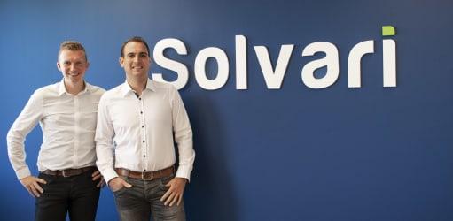 Solvari ambieert marktleiderschap in de Benelux met nieuwe aandeelhouder aan boord