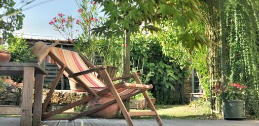 Zo maak je het terras in de achtertuin gezellig