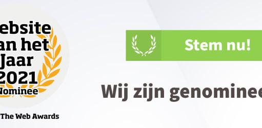 Solvari.nl genomineerd als Website van het Jaar