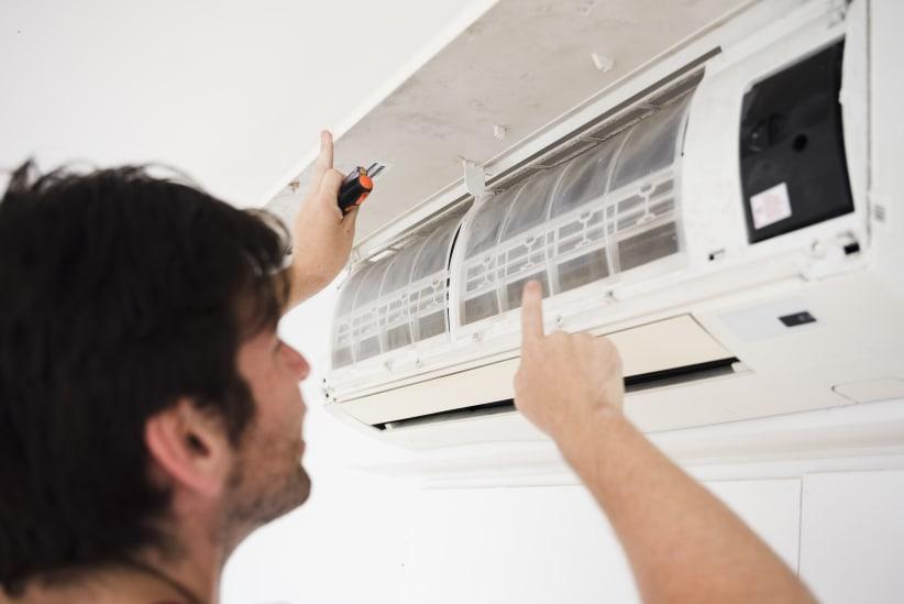Installatie airconditioner