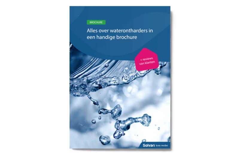 Waterontharder brochure